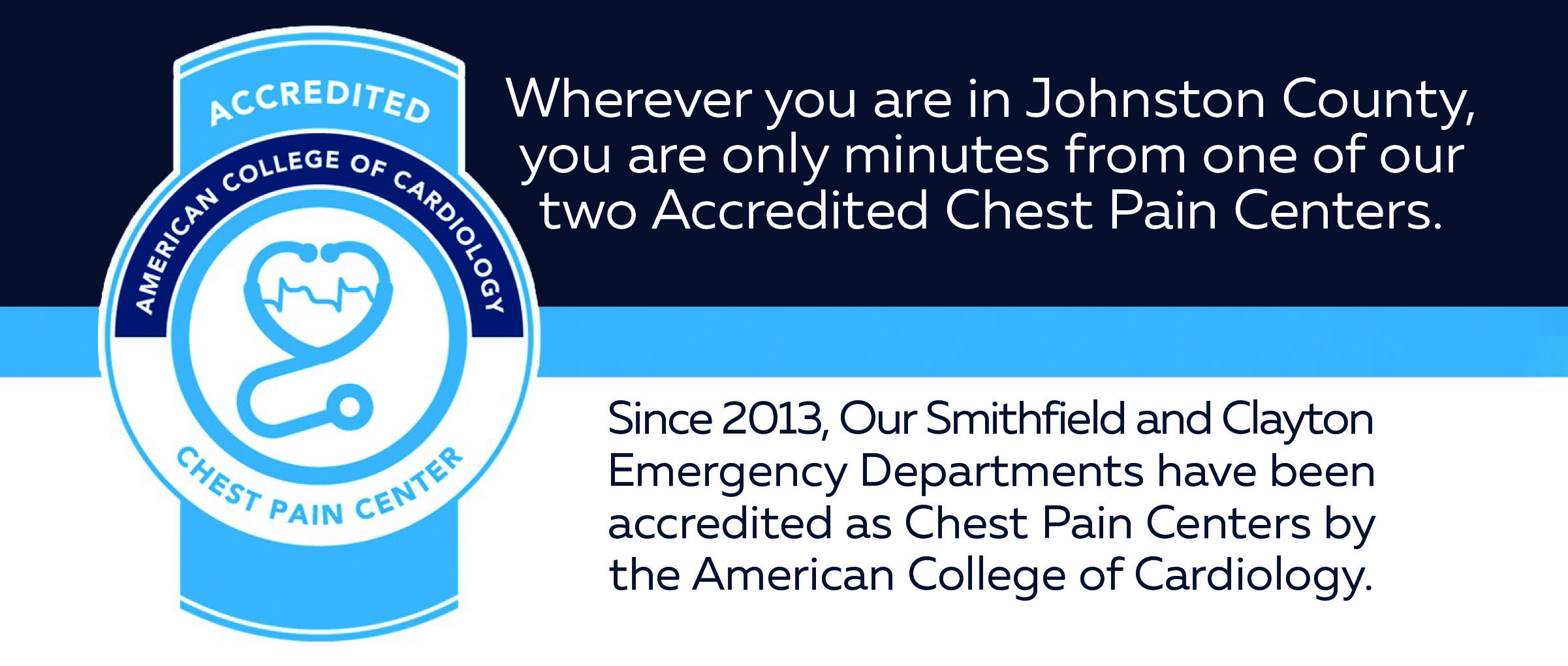 Chest Pain Accredited