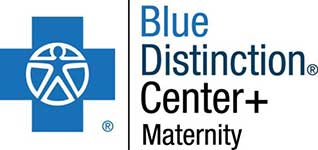 Blue Distinction Center for Maternity Care Logo