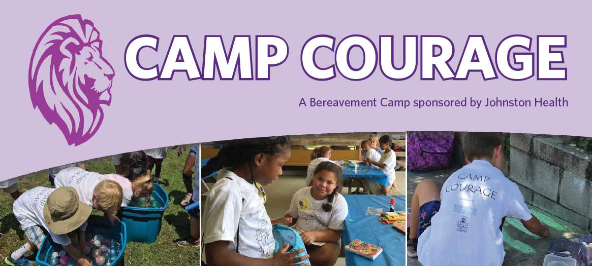 Camp Courange Banner