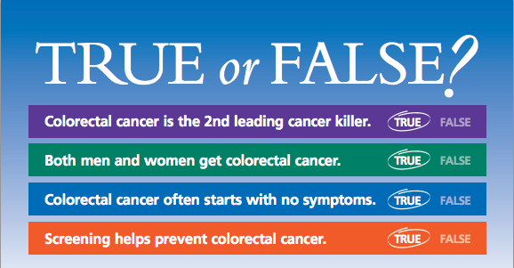 March Is National Colorectal Cancer Awareness Month Clayton Smithfield Johnston Health