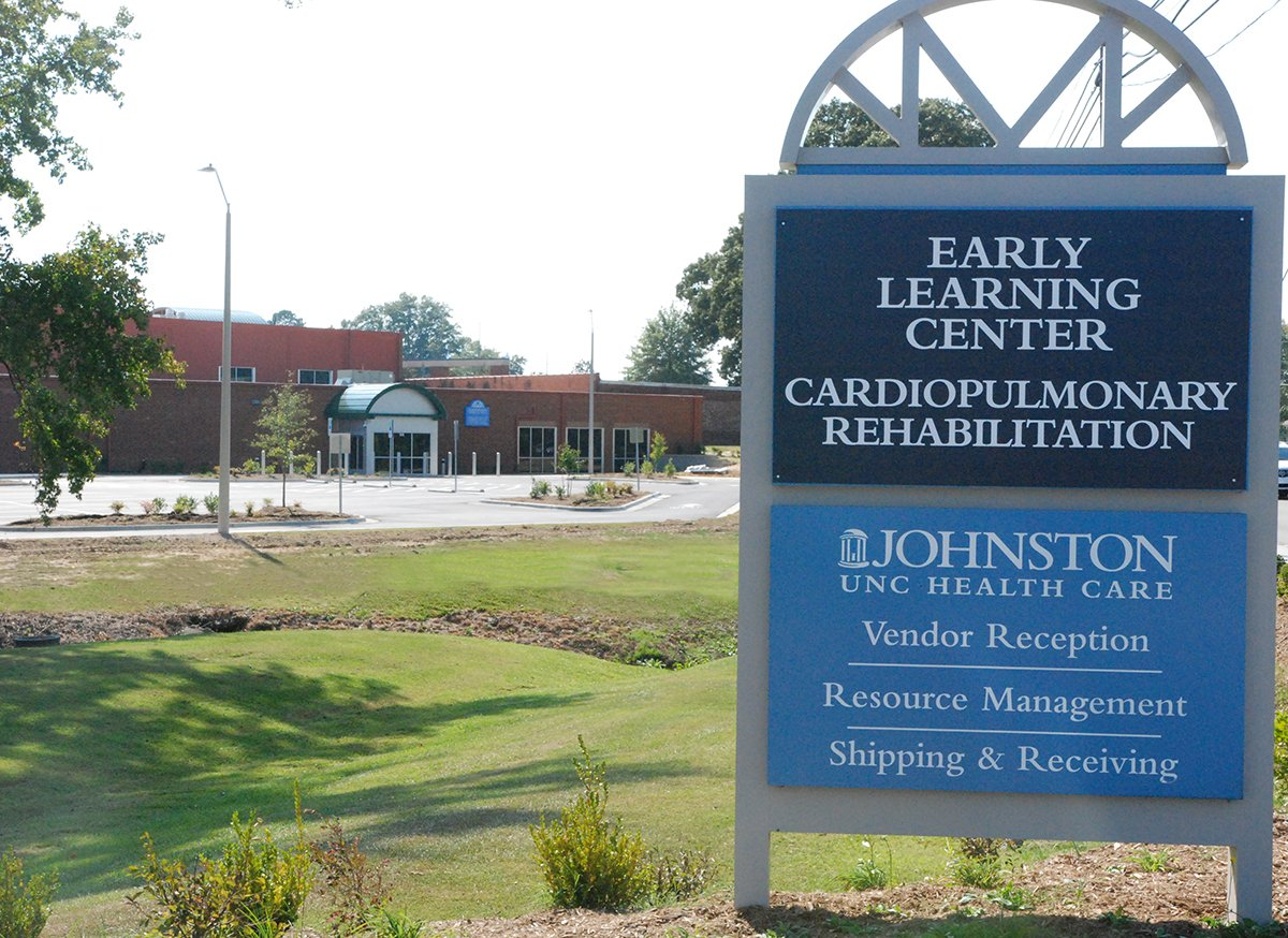 Johnston Health Cardiopulmonary Rehabilitation