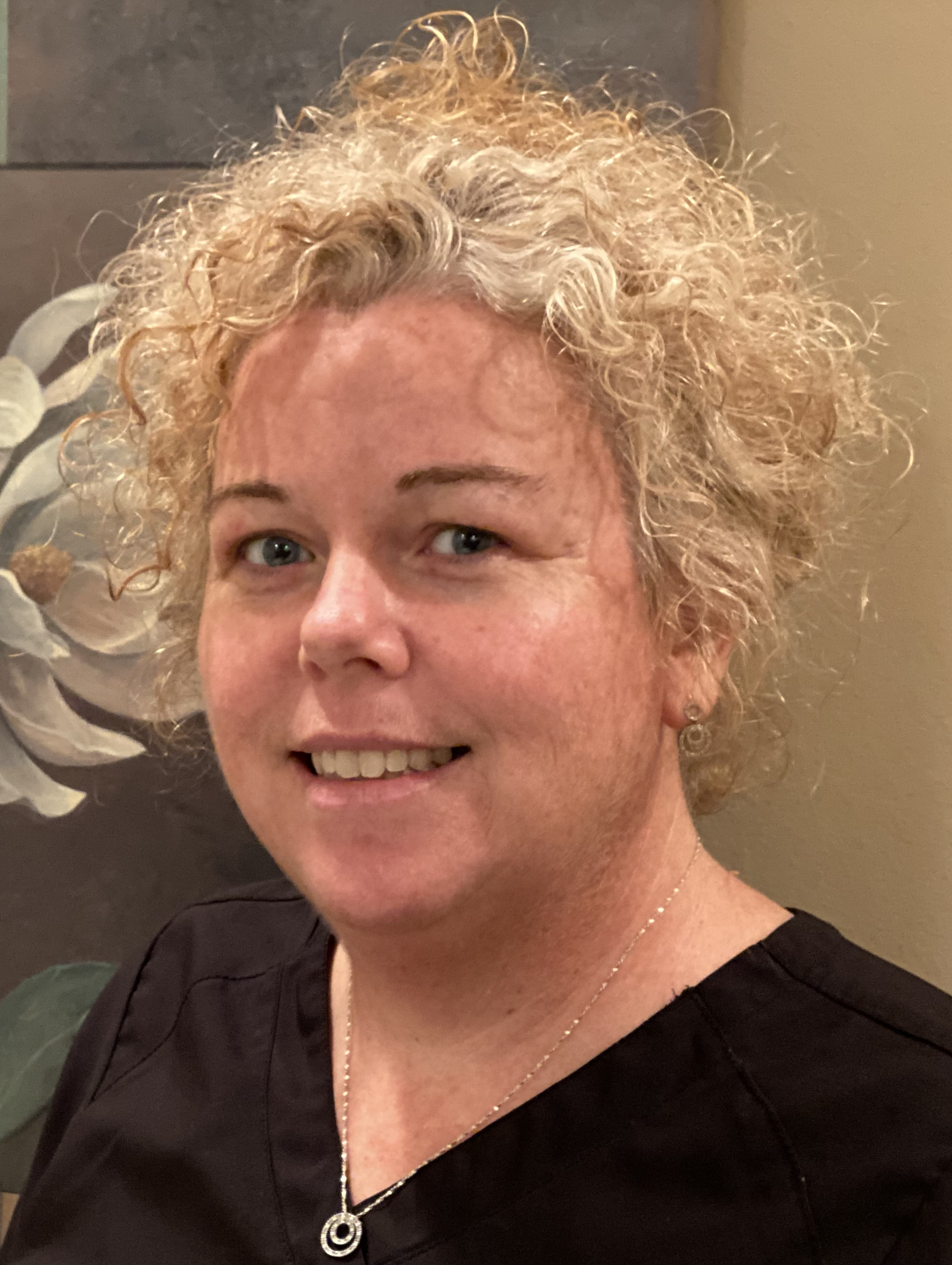 Angela Harrington, Massage Therapist