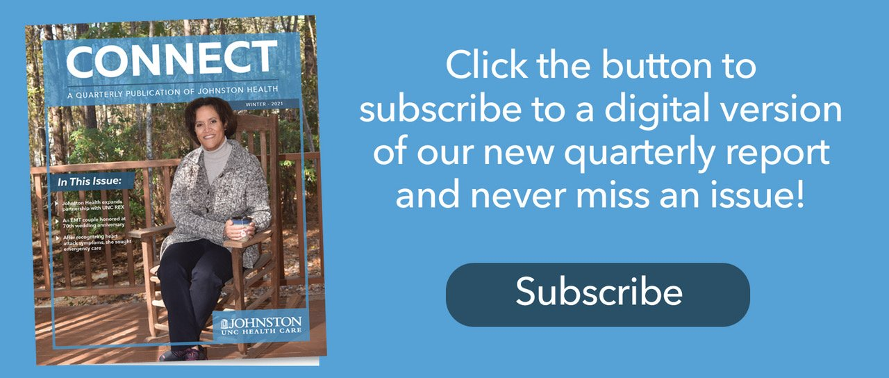 Click to subscribe to Connect Quarterly Report