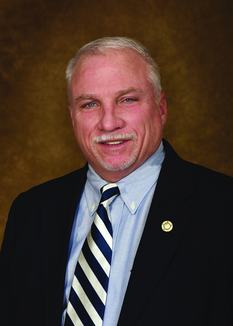 Eric Brownlee, Foundation Board Member